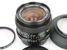 Vivitar 24mm 1:2 2/24mm 1:2/24mm 24mm 1:2 Für Pentax P/K