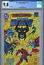 1994 DC COMICS GUY GARDNER WARRIOR #24 CGC 9.8 ZERO HOUR  - GORGEOUS !!!