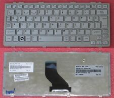 QWERTY KEYBOARD TURKISH TOSHIBA Mini NB200 NSK-TJ00T 9Z.N2P82.00T PK130811A20