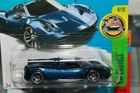 PAGANI HUAYRA ROADSTER - HOT WHEELS - SCALA 1/64