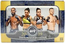 2019 Topps UFC Museum Collection Hobby Box SEALED!!