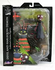Nightmare Before Christmas Series 6 Select figures- Devil & Harlequin Demon