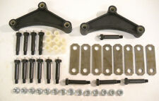 Greaseable Tandem Axle Trailer Spring Suspension Rebuild Kit Wet Bolt 3500 EQ-E1
