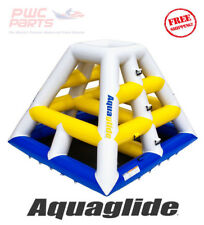 AQUAGLIDE JUNGLE JIM Play Station Water Float Pool Beach Lake Toy New 58-5211107