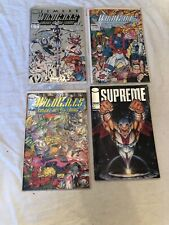 Mixed Comic Book Lot Of 10 Comics