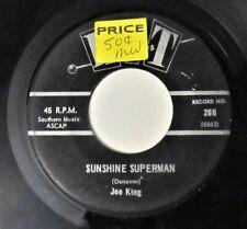 PSYCH ROCK COVER 45: SUNSHINE SUPERMAN (Joe King)/DANDY (Chords) DONOVAN, KINKS