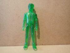 Ben 10 Action Figure Ultimate Alien GREEN Translucent BEN TEN 9cm tall