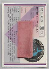 1992 NSW RL REGINA (130) David TREWHELLA Sharks - Chewy & Wrapper