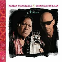 Warren Cuccurullo and Ustad Sultan Khan - THE MASTER [CD]