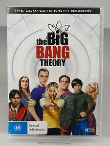 The Big Bang Theory : Season 9 DVD