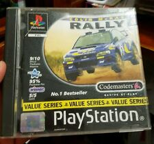 Colin McRae Rally - PS1 SONY PLAYSTATION 1  💜 💜 💜 FAST POST