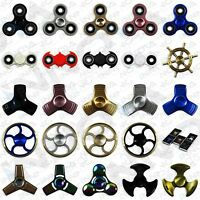 Fidget Spinner Finger Hand Focus Ultimate Spin Steel EDC Bearing Stress Toys UK