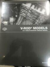 2017 Harley Davidson VRSC V ROD Service Repair Shop Workshop Manual 2017