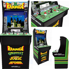 Classic Rampage Machine With Authentic Arcade Controls Best Game Cabinet