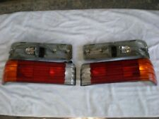 73-89 MERCEDES R107 280SL 380SL 450SL USED LEFT & RIGHT TAIL LIGHT ASSEMBLYS