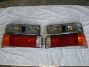 73-89 MERCEDES R107 280SL 380SL 450SL USED LEFT & RIGHT TAIL LIGHT ASSEMBLY