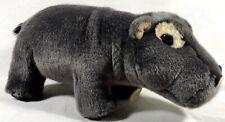 """Miyoni by Aurora World, Inc. Plush Hippopotamus 11"""" Stuffed Wild Animal Toy Nwt"""