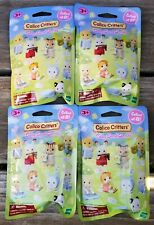 Calico Critter - Baby Band Series Blind Bags 4 Paks - Brand New !