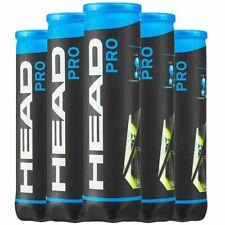 Head Pro 4er gelb Tennisbälle