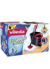 Vileda Easy wring & clean with 100% microfibre / Mop Bucket Combo