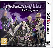 Nintendo Fire Emblem Fates conquete