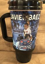 Javier Baez Tennessee Smokies/ Chicago Cubs Souvenir Cup With Lid