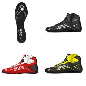 Sparco K-Pole Kartschuhe Schuhe Kart  karting boots bottines