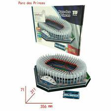 3D PUZZLE Parc des Princes Paris Saint-Germain Club PSG Terrain de Football FR