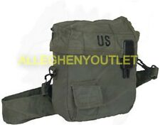 2 Qt OD Collapsible Canteen Cover INSULATED US Military Issue NEW