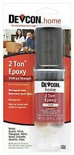 Clear Epoxy Glue Strong Metal Glass Ceramic Wood Adhesive Devcon 2 Ton
