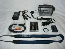 Sony PAL DCR-TRV270E PAL Digital8 Digital 8 Camcorder VCR Player Video Transfer