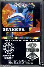 HUMANOID - STAKKER HUMANOID 1992 UK CASSINGLE BRIAN DOUGANS