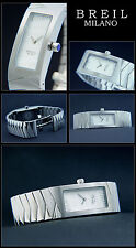Breil Milano bw0344 Sporty & Elegant Designer Watch Stainless Steel