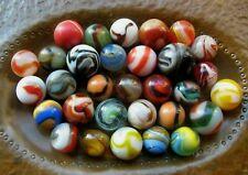 Group of Vintage Marbles Popeye German Akro Etc.