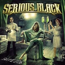SERIOUS BLACK Suite 226 CD NEW & SEALED 2020