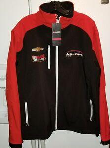 Whelen Action Express Racing Chevrolet  Formula Soft Shell Jacket NWT Size 3XL