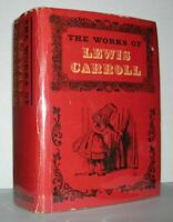 THE WORKS OF LEWIS CARROLL / 1st Edition 1968