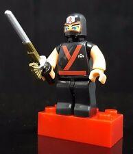 Mega Bloks Power Rangers Samurai Series 1 S1 5714 Training Mode Red Ranger