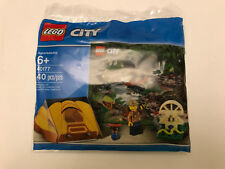 LEGO CITY 40177 Jungle Explorer Kit With Tent & Minifigure 40pcs Polybag New