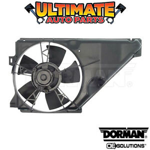 Radiator Cooling Fan (No A/C) for 90-91 Ford Tempo
