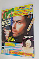 OK n°635 1988 💞 George Michael Didier Marouani Depeche Mode + Poster Madonna 💞