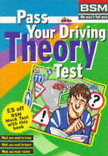 Very Good, Pass Your Driving Theory Test (British School of Motoring), British S