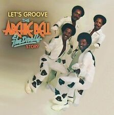 Archie Bell & The Drells Story Let's Groove 50th Anniversary BBR 2 CD