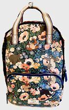 Cath Kidston Disney Jungle Book Backpack Bag Large Green Rucksack Handbag Floral