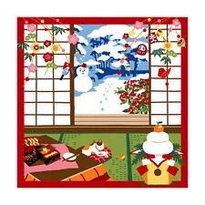FUROSHIKI Japanese Wrap Cloth Cat Dream New Year COTTON 50cm