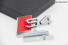 B210 S4 3D Kühlergrill vorn Emblem Badge car Sticker Frontgrill