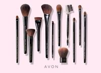 Brand New Sealed Avon Make-up Brushes & Tools VARIOUS FREE UK P&P