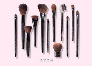 Brand New Sealed Avon Make-up Brushes & Tools VARIOUS FREE UK P&P