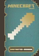 Minecraft: Minecraft: Construction Handbook : An Official Mojang Book 4 by Inc.