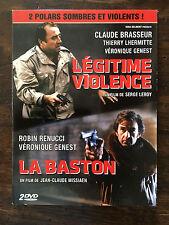 LEGITIME VIOLENCE + LA BASTON : BRASSEUR, LHERMITTE, GENEST, RENUCCI